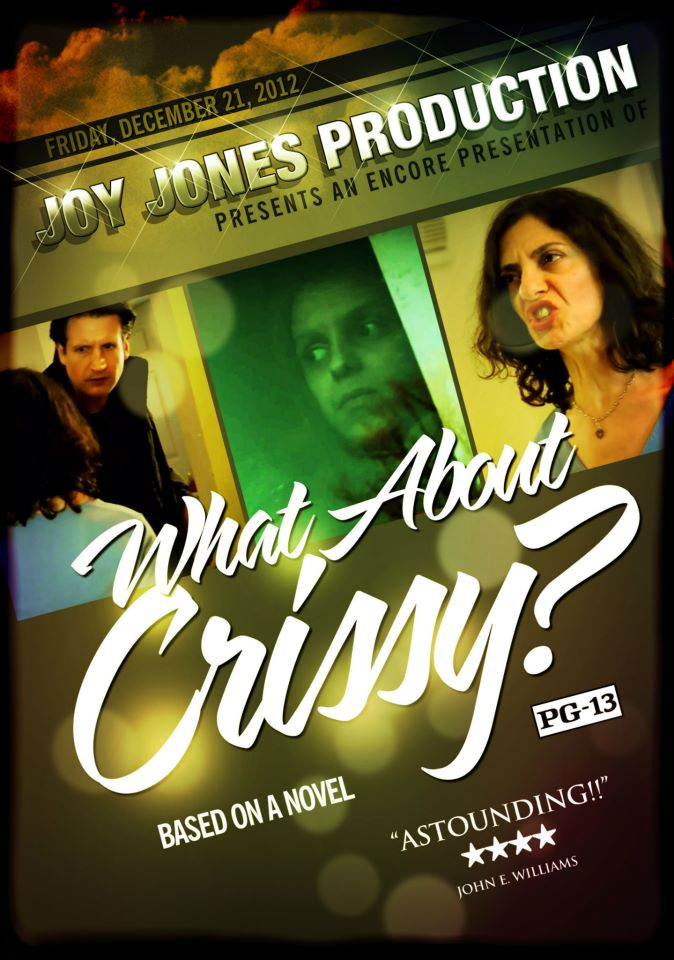 Short Film: What About Chrissy Poster
