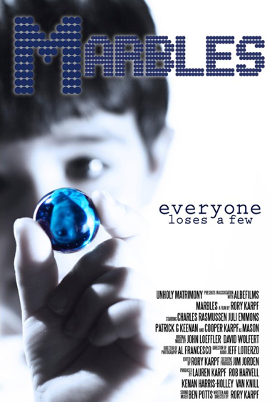 Independent Film: Marbles - Poster
