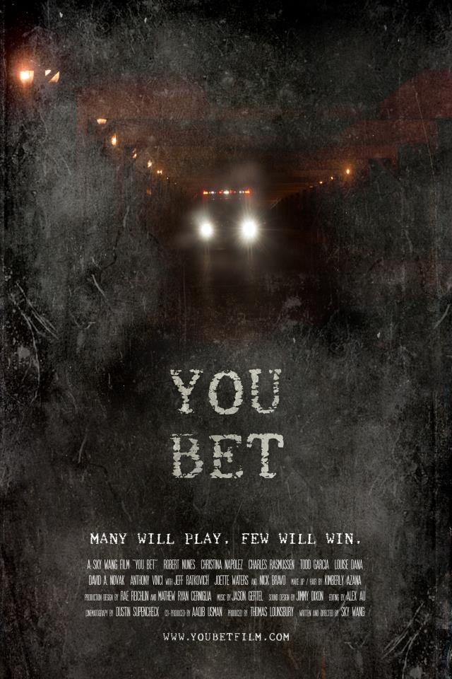 Indy Film: You Bet Poster