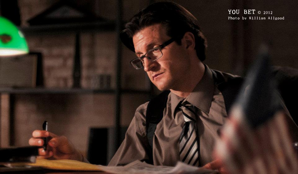 Indy Film: You Bet Production Still